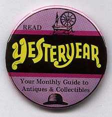 Button 101: Read Yesteryear