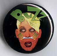Button 147:  Buzz [man with bone in nose]