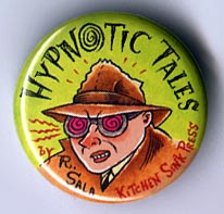 Button 165: Hypnotic Tales (Richard Sala book promo)