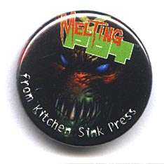 Button 187: Melting Pot promo (Kevin Eastman, Simon Bisley)