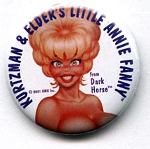 Button 233: Kurtzman & Elder's Little Annie Fanny