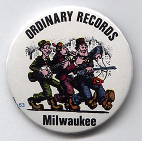 Button 063: Ordinary Records (Milwaukee producer, 1st Crumb Record)