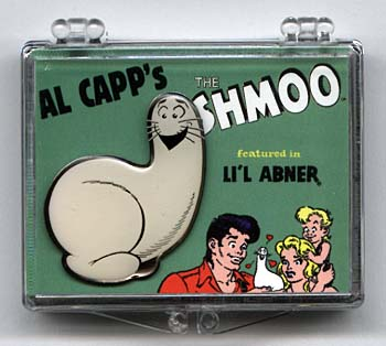 Shmoo Pin in Gift Box