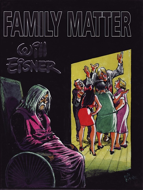 Will Eisner Book: Family Matter SN