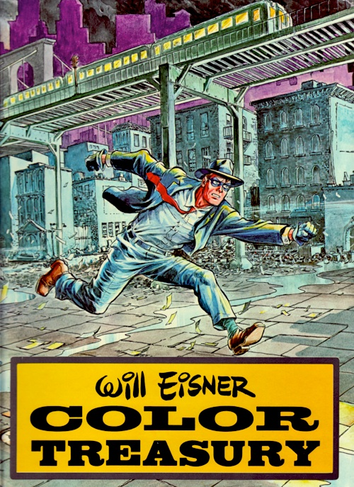 Will Eisner Color Treasury HC