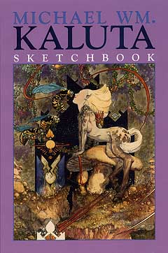 Michael Wm. Kaluta Sketchbook SC