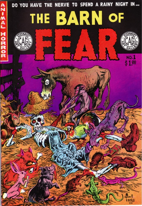 Barn of Fear Comix (1977)