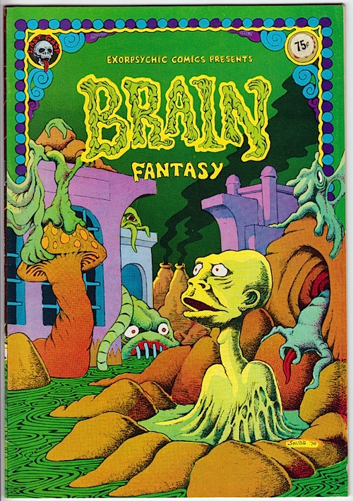 BRAIN FANTASY by George Metzger & others (1972)