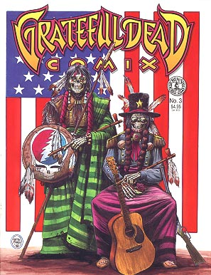 Grateful Dead Comix No. 3