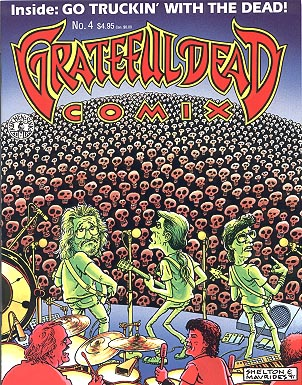 Grateful Dead Comix No. 4