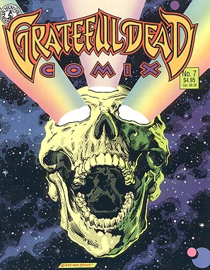 Grateful Dead Comix No. 7