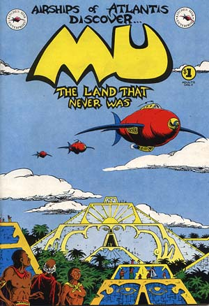 MU: The Land That Never Was by George Metzger (1978)