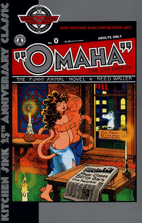 Omaha No. 0 Silver Edition (1994)