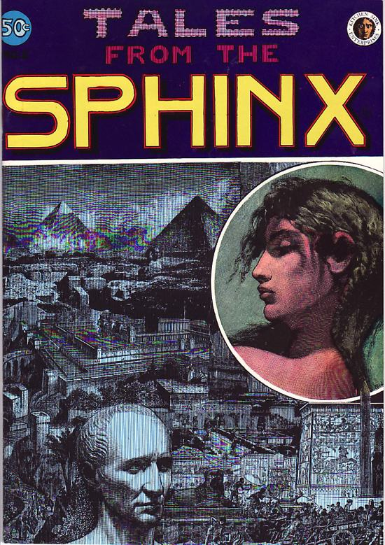 Tales from the Sphinx No. 2 (1973)