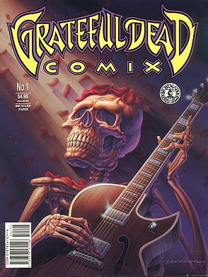 Grateful Dead Comix No. 1