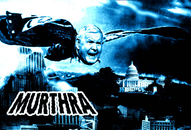 John Murtha is Murthra Postcard