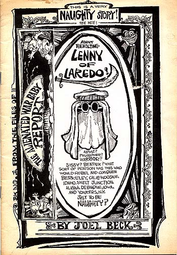 Lenny of Laredo by Joel Beck (3rd Printing)