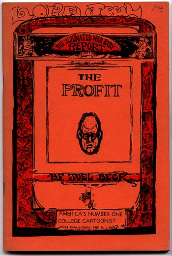 The Profit by Joel Beck - First Edition