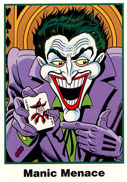 Batman Cards: No. 3 The Joker! (Ultra RARE Set)