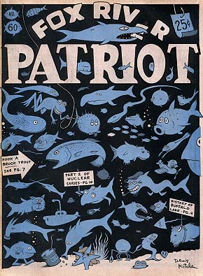 Fox River Patriot No. 60 (May 8-22, 1979) Kitchen Cover