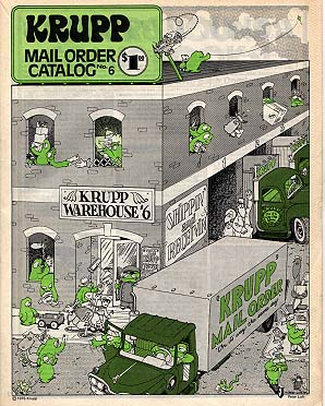 Krupp Mail Order Catalog No. 6 (1975)