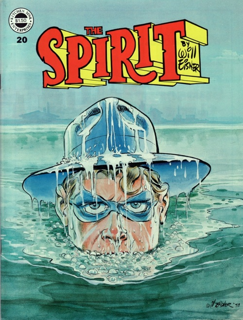 Spirit Magazine No. 20 by Will Eisner