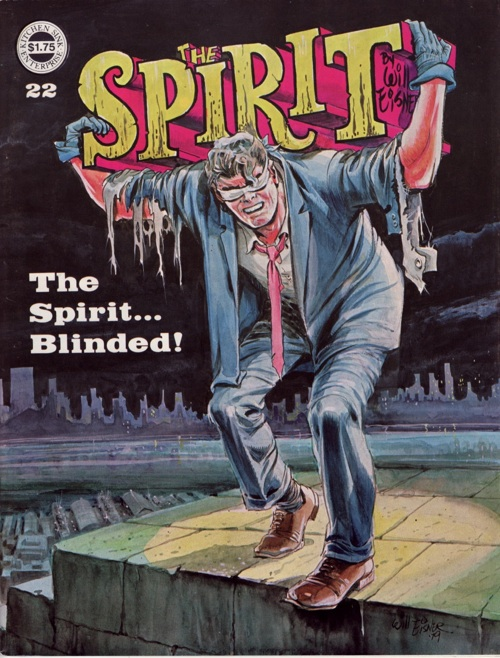 Spirit Magazine No. 22 by Will Eisner
