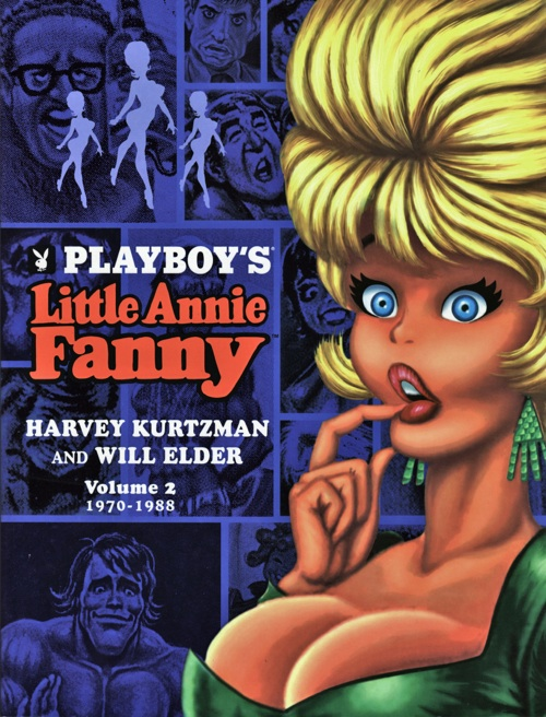 Playboy's Little Annie Fanny Vol. 2 by Kurtzman & Elder