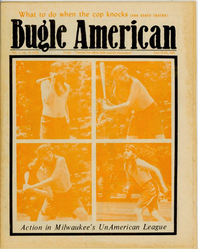 Bugle American No. 35 (June 17-30, 1971)