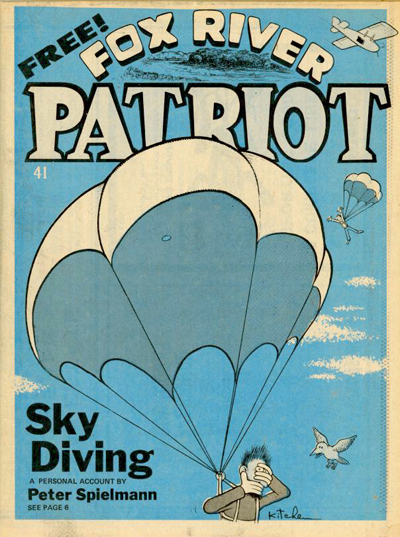 Fox River Patriot No. 41 (July-Aug 1978) Kitchen Cover